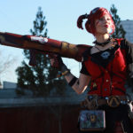 Gaige the Mechromancer: Borderlands 2 Photoshoot