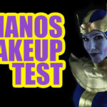 Thanos Cosplay: First Makeup Test
