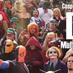 Cosplay of the DC Multiverse