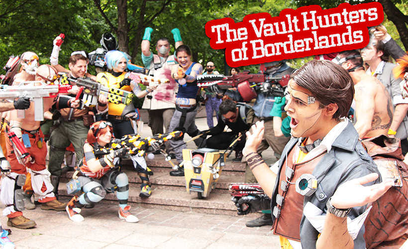 Vault Hunters of Borderlands