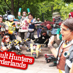 The Vault Hunters of Borderlands