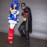 Sonic and Robin
