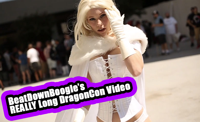 BeatDownBoogie Really Long DragonCon Video